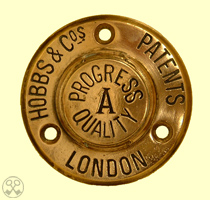 Hobbs & Cos. Progress A Quality Escutcheon.