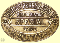 Thomas Perry Plate